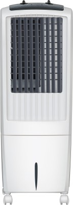 Maharaja Whiteline CO-102 Personal Air Cooler (White and Grey, 20 Litres)
