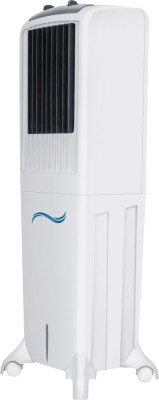 Maharaja Whiteline CO-103 Personal Air Cooler (White and Grey, 50 Litres)