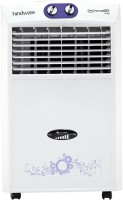 Hindware Snowcrest Room Air Cooler (White & Lavender, 19 Litres)