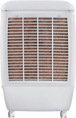 Maharaja Whiteline CO-109 Desert Air Cooler (White and Grey, 45 Litres)