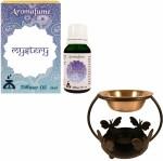 Aromafume Mystery Diffuser Oil & Butterfly burner Fruity Liquid Air Freshener