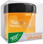 Natural Fresh Aroma Diffuser Natural Fresh Jello Extra Natural Essential Oils Orange Diffuser Air Freshener