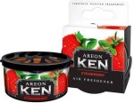 Areon Air Fresheners Areon Ken Car & Home Strawberry Diffuser Air Freshener