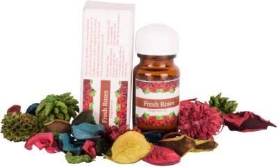 Itiha Fresh Roses Aroma Oil Fresh Roses Liquid Air Freshener
