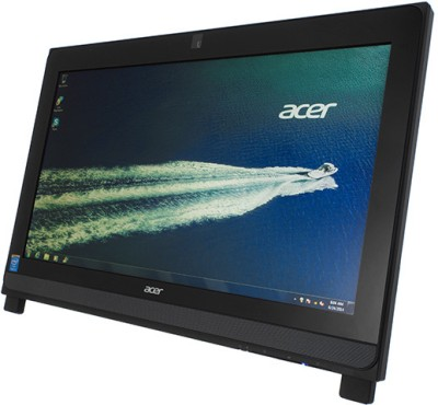 View Acer Veriton M200-H61-All-in-One (3rd Gen Ci3/ 2GB/ 500GB/ Free DOS)  Price Online