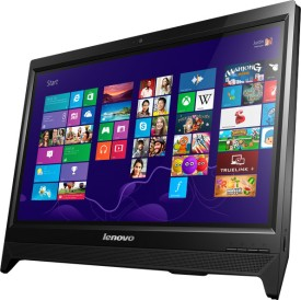 Lenovo C260 (1st Gen PQC/ 2GB/ 500GB/ Win8.1) All in One Desktop