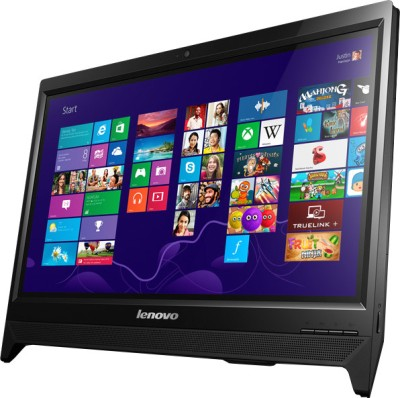 View Lenovo C260 All-in-One (1st Gen PQC/ 2GB/ 500GB/ Win8.1)  Price Online