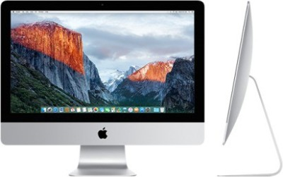 Apple New Series iMac 21.5 -inch 4K Retina, Core i5 3.1GHz/8GB/1TB/Intel Iris Pro 6200 (SIlver)