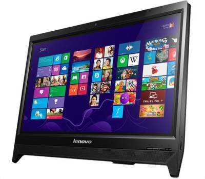 Lenovo All In one C260 AIO (Black)