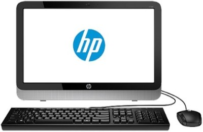 HP AIO 20-r010in (Black)