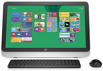 HP All in one 23-r011in Pavilion (Black)