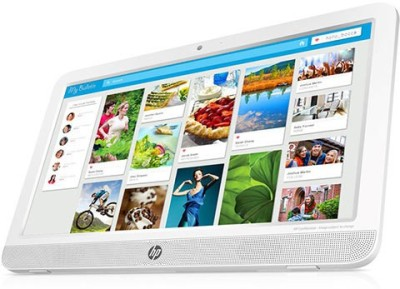 HP All-in-One-20 e010in (White)