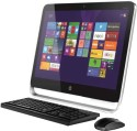 HP Pavilion TouchSmart 23p010IN All-in-One (4th Gen Ci5/ 4GB/ Win8.1/ Touch/ 2GB Graph) (23p010IN): All In One Desktop