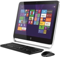 HP Pavilion TouchSmart 23p010IN All-in-One (4th Gen Ci5/ 4GB/ Win8.1/ Touch/ 2GB Graph) (J1E38AA#AJ)