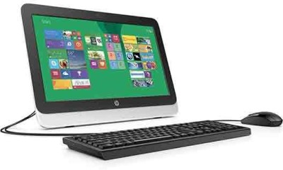 HP All in one 20-r016il (Black & Silver)
