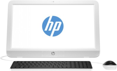 HP All in one PC 20-e011il 20-E011il (White)