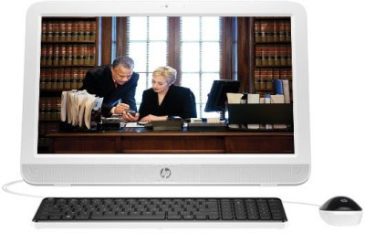 HP All-in-One-20 e040in (White)