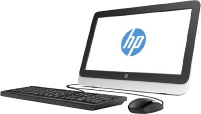 HP 20-r010il (Black & Silver)
