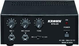 Krown KTA-25 Professional Low Series PA System 20 W AV Power Amplifier