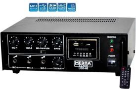 Medha ME-80USB 80 W AV Power Amplifier
