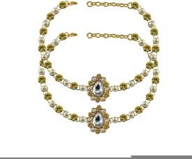 Vidhya Kangan ank227 Brass Anklet