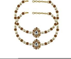 Vidhya Kangan ank241 Brass Anklet