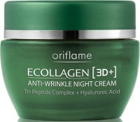 Oriflame Sweden Ecollagen [3d+] Anti-Wrinkle Night Cream (50 Ml)