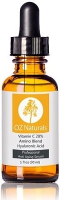 OZ Naturals Anti Ageing OZ Naturals The Best Vitamin C Serum for Your Face