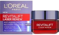 L 'Oreal Paris Revitalift Laser Renew Night Cream - Mask (50 Ml)