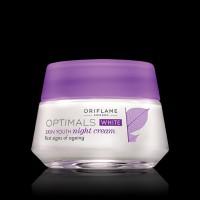 Optimals White Skin Youth Night Cream (50 Ml)