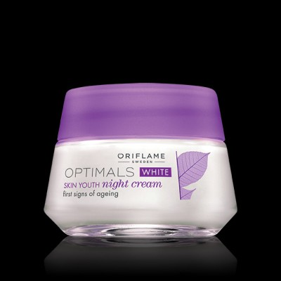 Optimals White Skin Youth Night Cream (50 Ml)