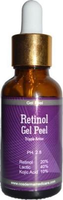Cosderma Fairness Cosderma Retinol Peel Kojic Lactic Acid Combo