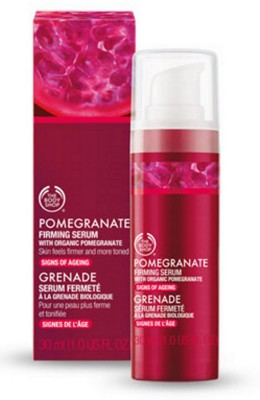 The Body Shop Pomegranate Firming Serum - 30 Ml