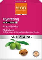 VLCC Anti Ageing Night Cream 50Gram (50 G)