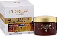 Loreal Paris Age Perfect Intense Nutrition Reapring Night Cream (50 Ml)