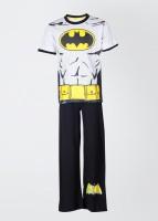 Batman T-shirt and Pyjama Set Boy's Combo