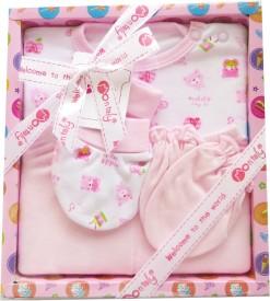 Chokree Dress Baby Boy's, Baby Girl's  Combo