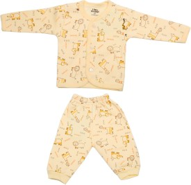 Little Darlings Vest Baby Boy's, Baby Girl's  Combo