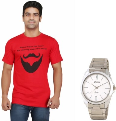 Crazeis T-Shirt Men's  Combo