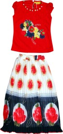 Gowri Online Gown Girl's  Combo