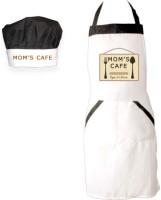 Giftsmate Cotton Apron Free Size White - APRE6VQKHPTKD4AX