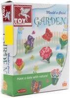 Toy Kraft Kraft Mould N Paint - Garden