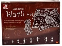 Toy Kraft Kraft Wonderful Warli Art