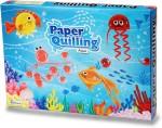 Petals Art & Craft Toys Petals Paper Quilling Aqua