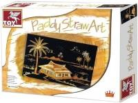 Toy Kraft Kraft Paddy Straw Art