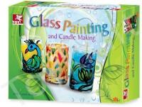 Toy Kraft Kraft Glass Painting Candle Kit