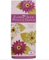 Tootpado Paper Dahlia Flower Making Kit (FS04) - DIY Art And Craft Kits