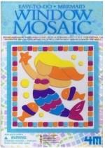 4M Art & Craft Toys 4M Easy to do Mini Window Mosaic Art