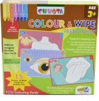 Mansa Ji Chota Color And Wipe-Parts Of Body