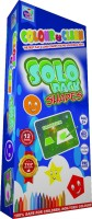 Ankit Toys Colour And Clean - Solo Pack Shapes